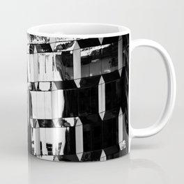 Balance - Glass Building in New York City Coffee Mug