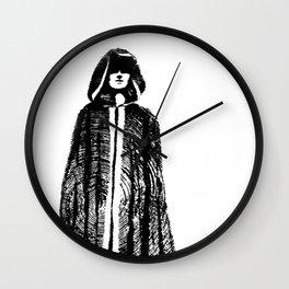 Gothic Echo Wall Clock