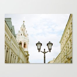 Moscow Moments Canvas Print