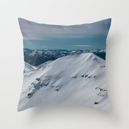 SASS Chile Throw Pillow