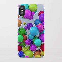 Gumballs iPhone Case