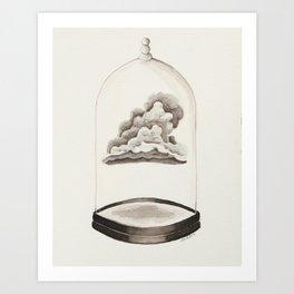 Cloud in a Jar Art Print
