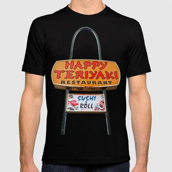 Happy Teriyaki T-shirt