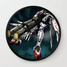 Wing Zero Wall Clock