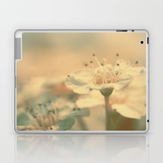 Spiraea  Bush Flower Laptop & iPad Skin