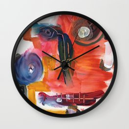 LifeGuard Wall Clock