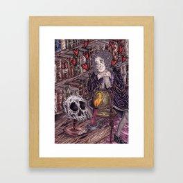 Jonathan Swift - Irish Author Framed Art Print