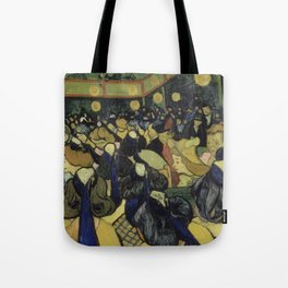 The Dance Hall in Arles Tote Bag