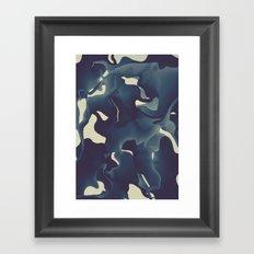 13101 Framed Art Print
