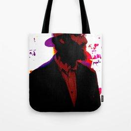 Cotton Club Rabbi's Day Off Tote Bag