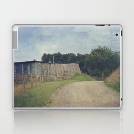 Country Roads Take Me Home Laptop & iPad Skin