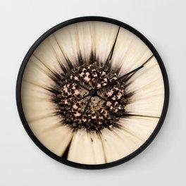 White Chocolate Wall Clock