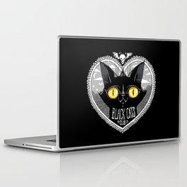 Black Cats Club Laptop & iPad Skin
