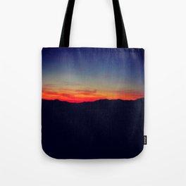Biltmore Sunset Tote Bag