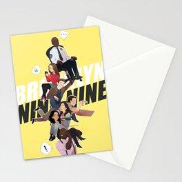 brooklyn 99 Stationery Cards