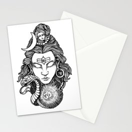 LORD SHIVA Stationery Cards