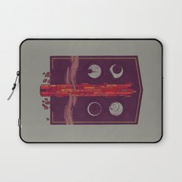 'Neath the Tower of Incomprehensible Sorcery Laptop Sleeve