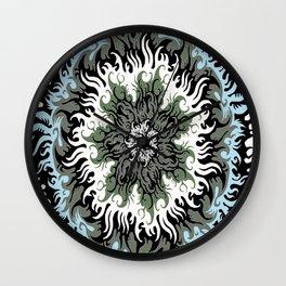 ' 7 Star Design ' By: Matt Crispell Wall Clock