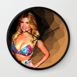 Celebrity Art Wall Clock