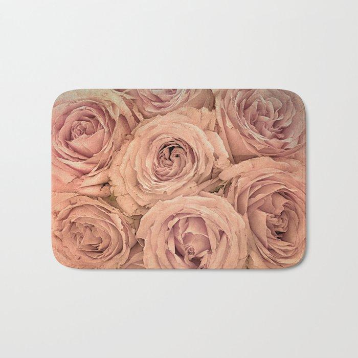 Romantic roses(14) Bath Mat
