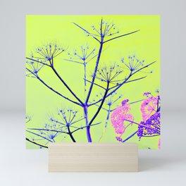 MAGIC SICILIAN FLOWERPOP Mini Art Print