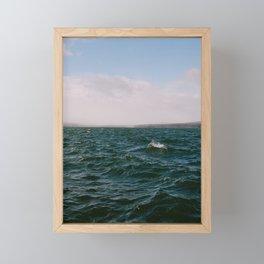 Lake Superior Framed Mini Art Print