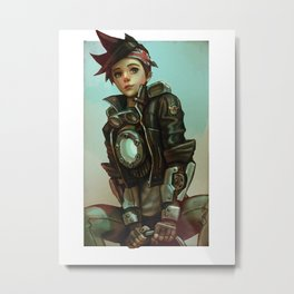 tracer 1900 Metal Print
