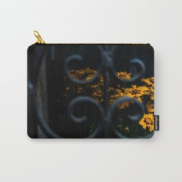 Daisies in the shadows Carry-All Pouch
