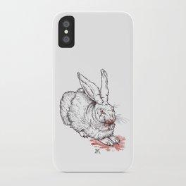 the beast of caerbannog iPhone Case