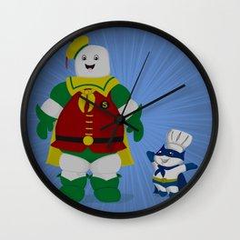 Twins Cosplay Wall Clock