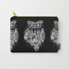 Dream Catcher on Black Carry-All Pouch