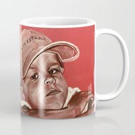 Red Childhood Coffee Mug