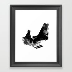 Sviatoslav Richter Framed Art Print