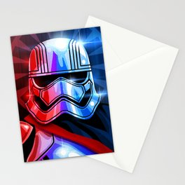 Our Captain Stationery Cards