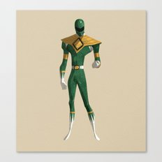 Green Ranger Canvas Print