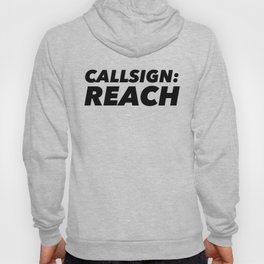 Callsign: Reach Logo (Black) Hoody