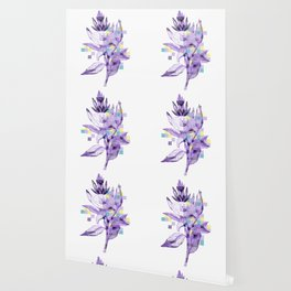 Evening Flower Division Wallpaper
