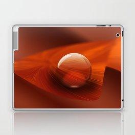 Orange Ball Laptop & iPad Skin
