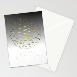 Catspace Stationery Cards