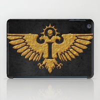 warhammer iPad Cases featuring Senatorum Imperialis by Imperial Diet