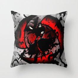 UchihaItachi Throw Pillow
