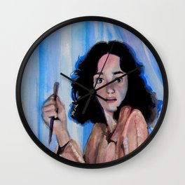 Suspiria Wall Clock