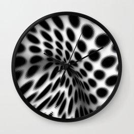 Dot Dot Dot Wall Clock