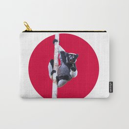 Indri indri sitting in the tree Carry-All Pouch