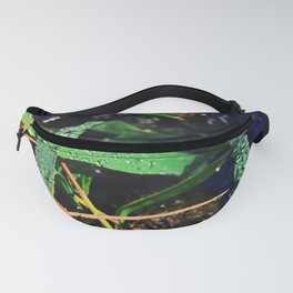 Fall Rain Fanny Pack