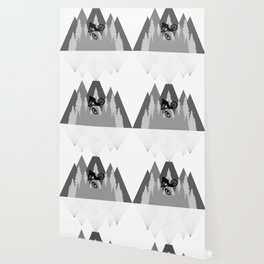 MTB Whip Gray Wallpaper