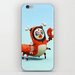 Dead Fish iPhone Skin