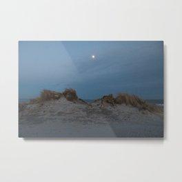 Hampton beach Metal Print