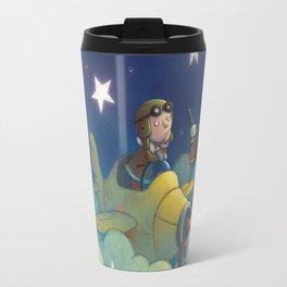 Dreams in the Stars Travel Mug