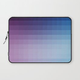 Lumen, Blue and Purple Glow Laptop Sleeve